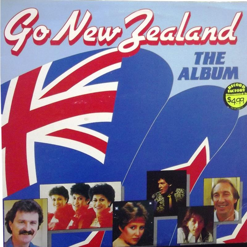 Go New Zealand - The Album