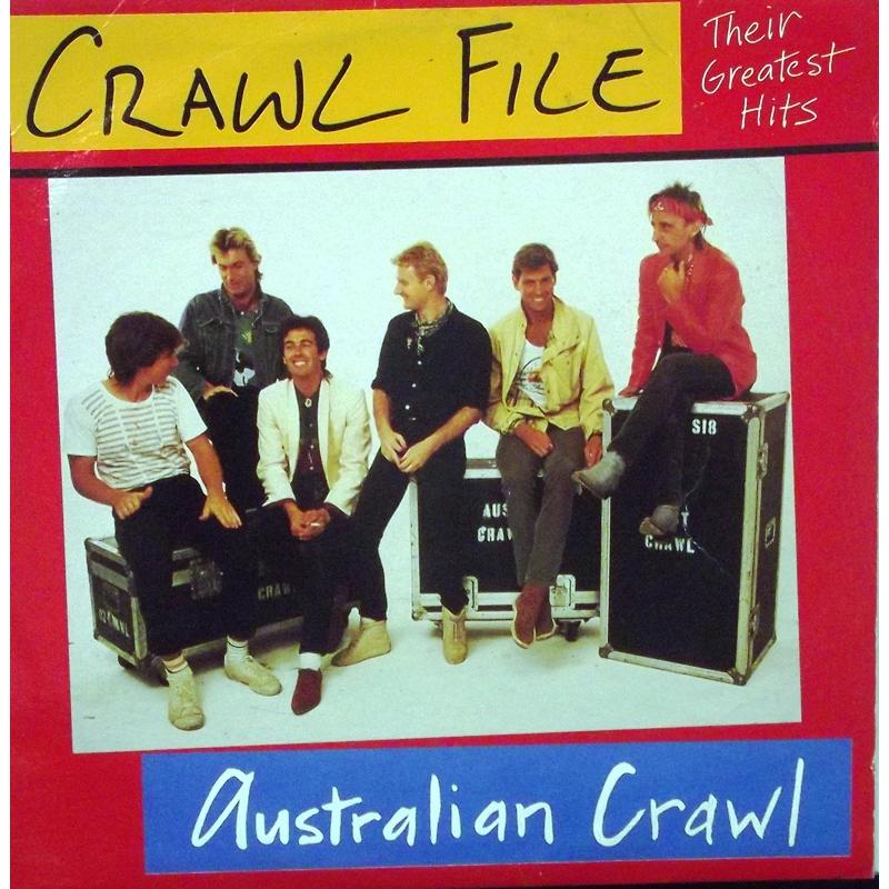Crawl File - Their Greatest Hits
