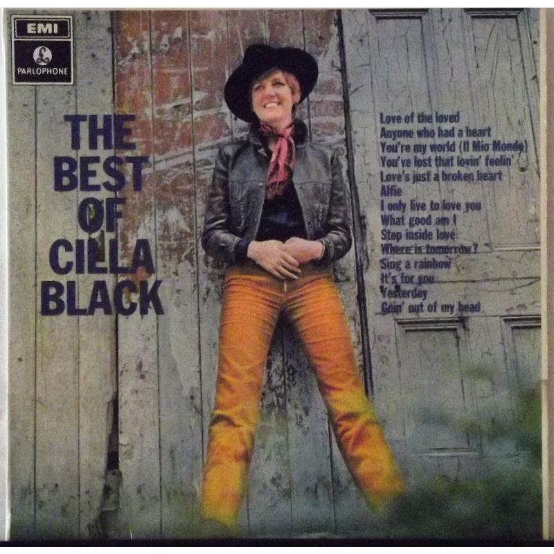 Best Of Cilla