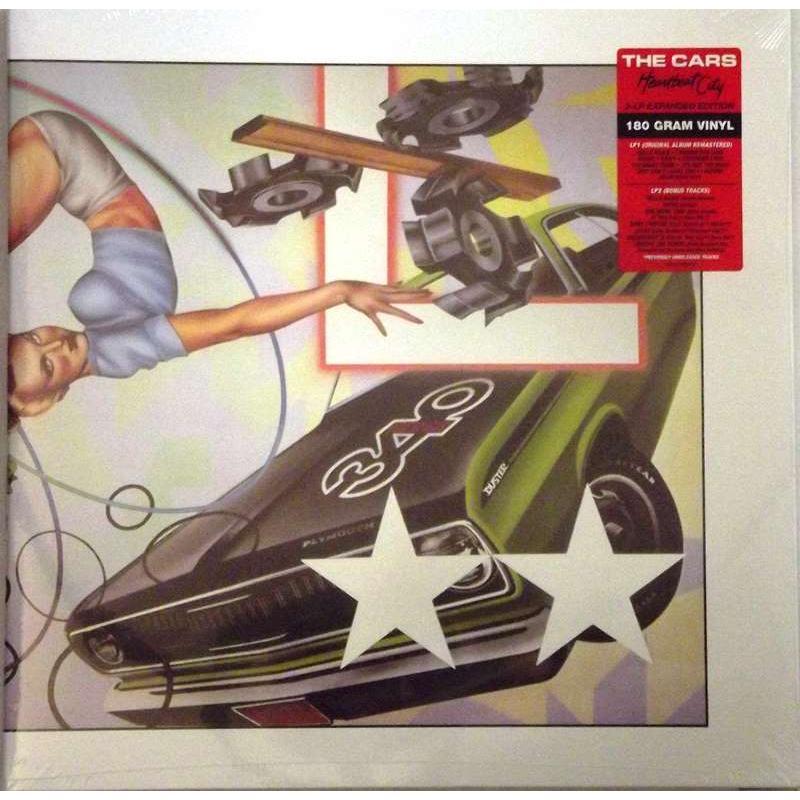 Heartbeat City (Expanded Edition.)