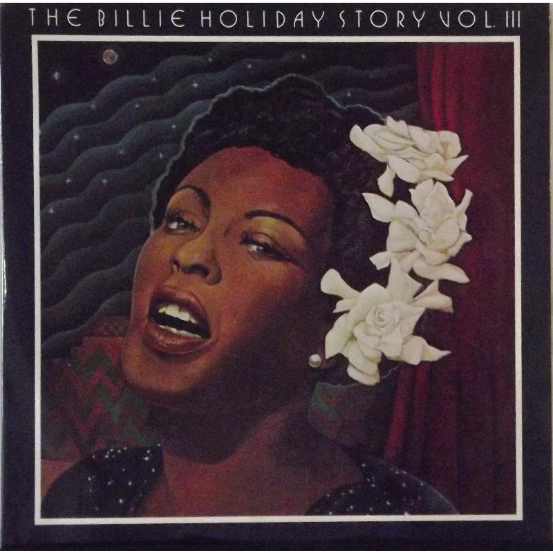 The Billie Holiday Story Volume III