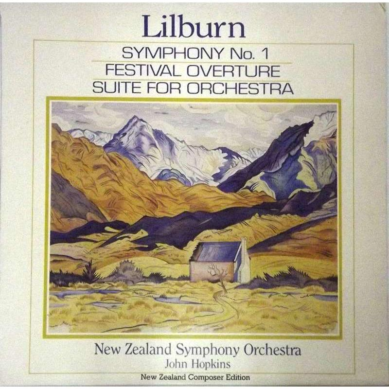 Symphony No. 1 / Festival Overture / Suite For Orchestra