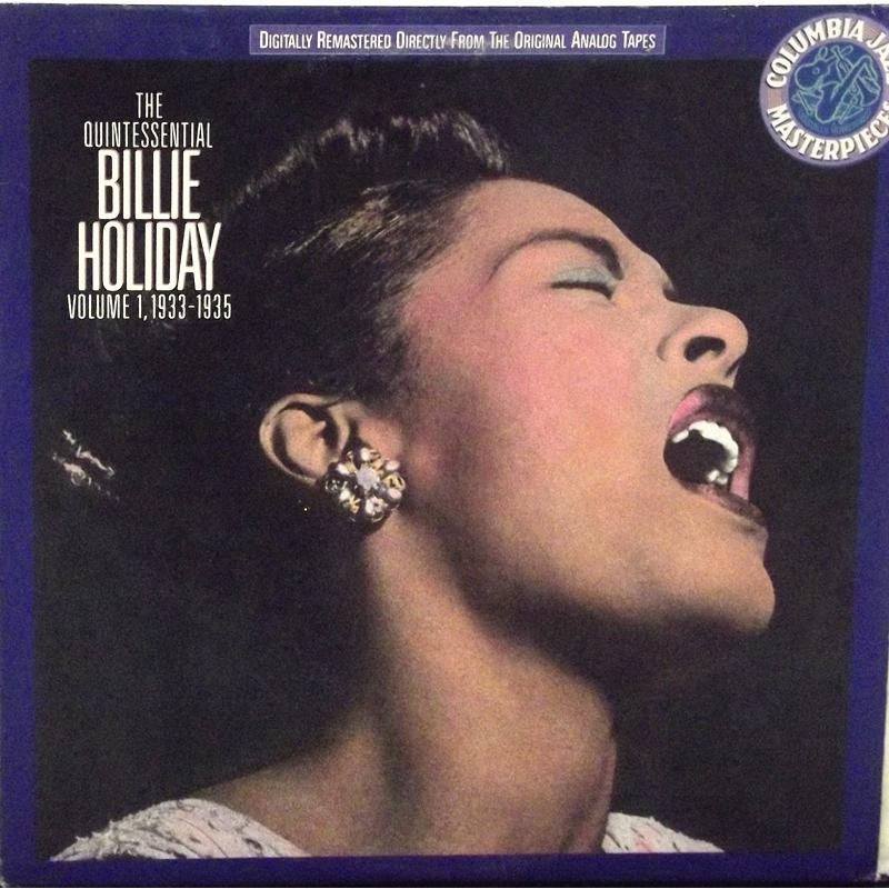 The Quintessential Billie Holiday Volume 1, 1933-1935