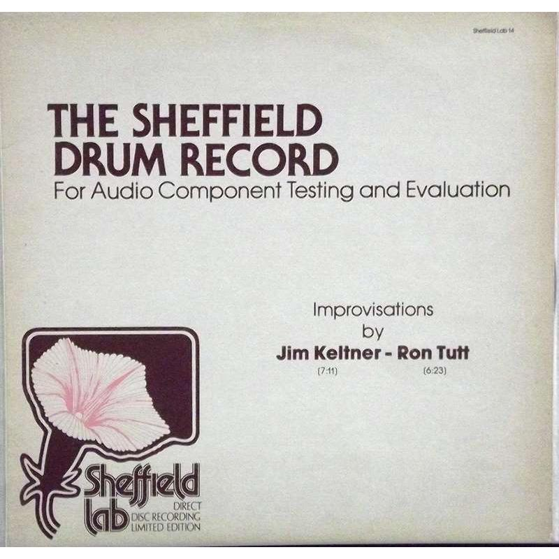 The Sheffield Lab Drum Record: For Audio Component Testing and Evaluation