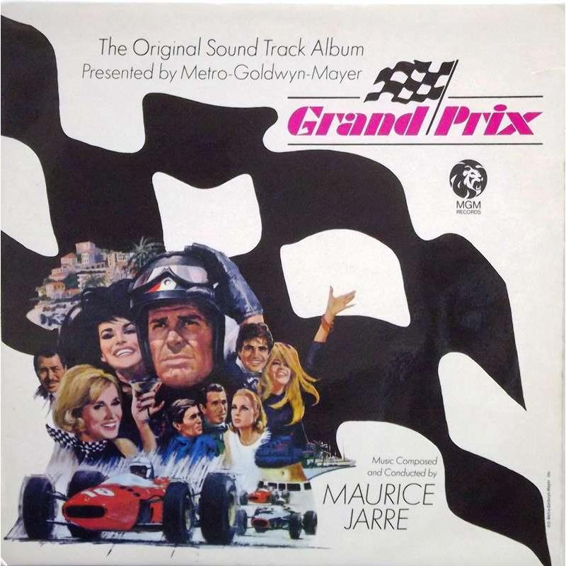 Grand Prix (The Original Sound Track Album)