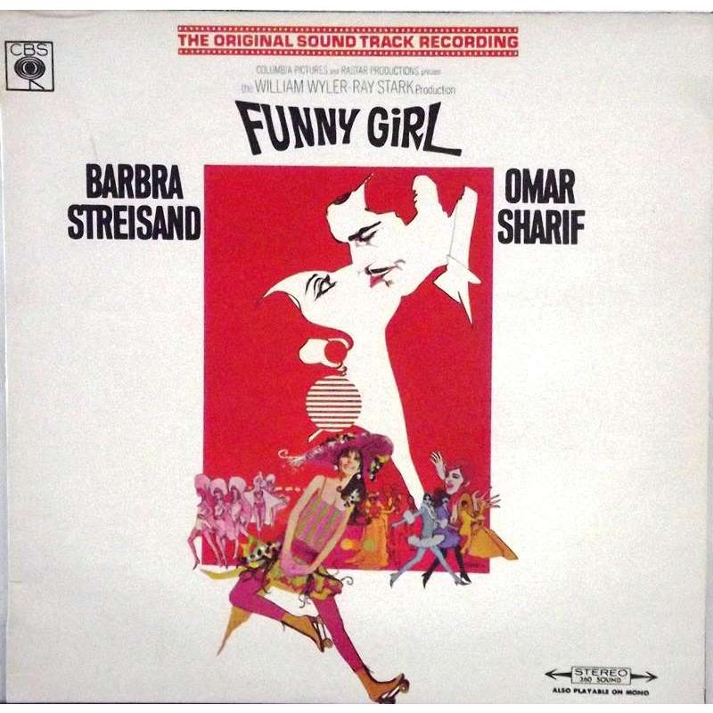 Funny Girl (The Original Sound Track Recording)