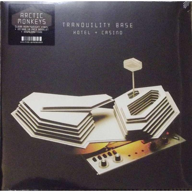 Tranquility Base Hotel + Casino (Deluxe Clear Vinyl)