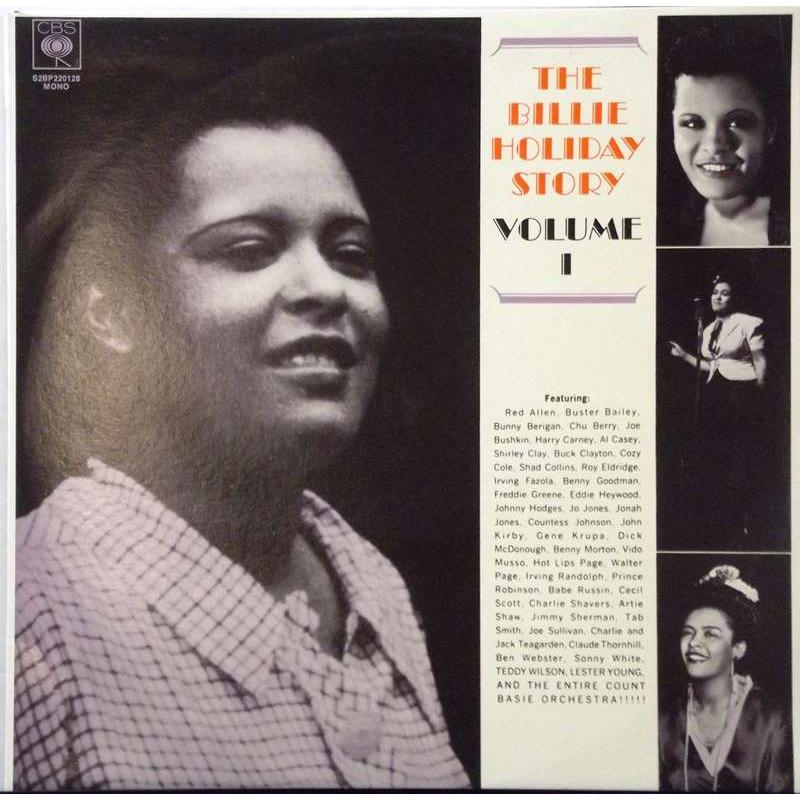 The Billie Holiday Story Volume I