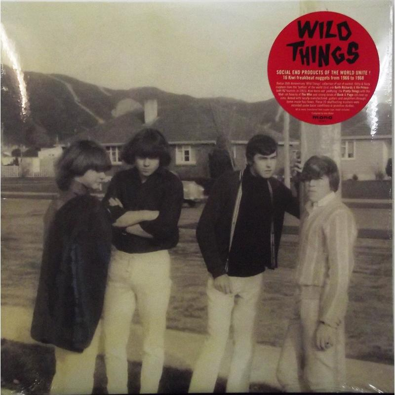 Wild Things - New Zealand Freakbeat 1966-1968