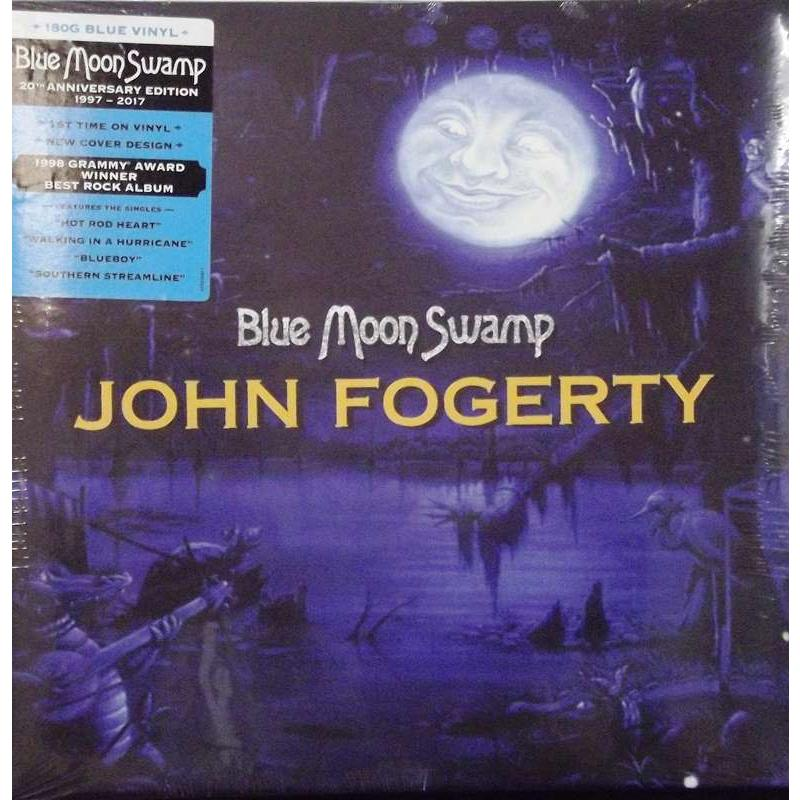 Blue Moon Swamp (Blue Vinyl)