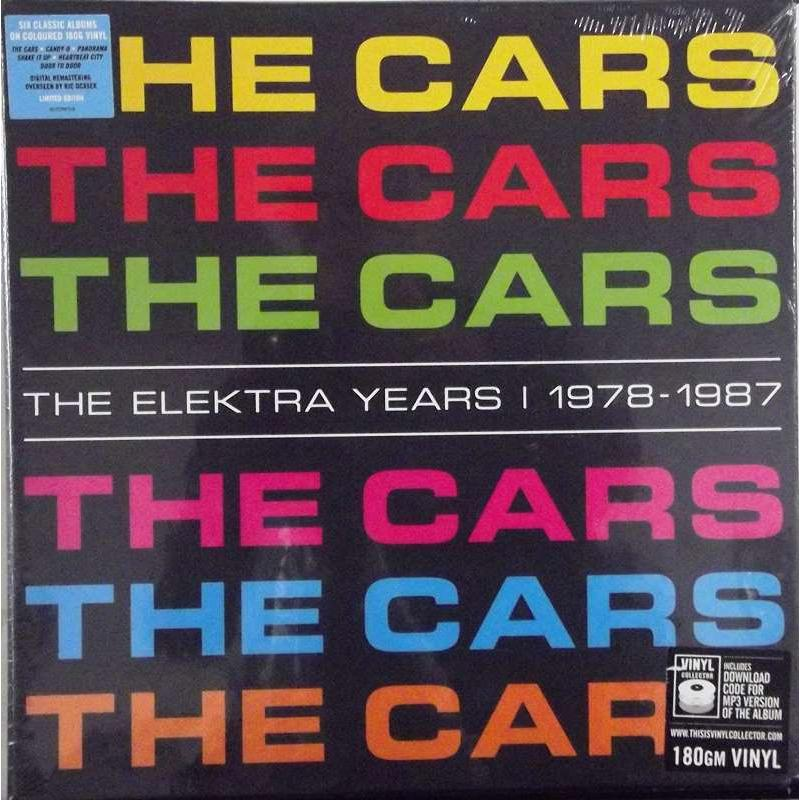 The Elektra Years 1978-1987 (Box Set)