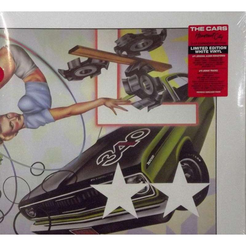 Heartbeat City (White Vinyl)