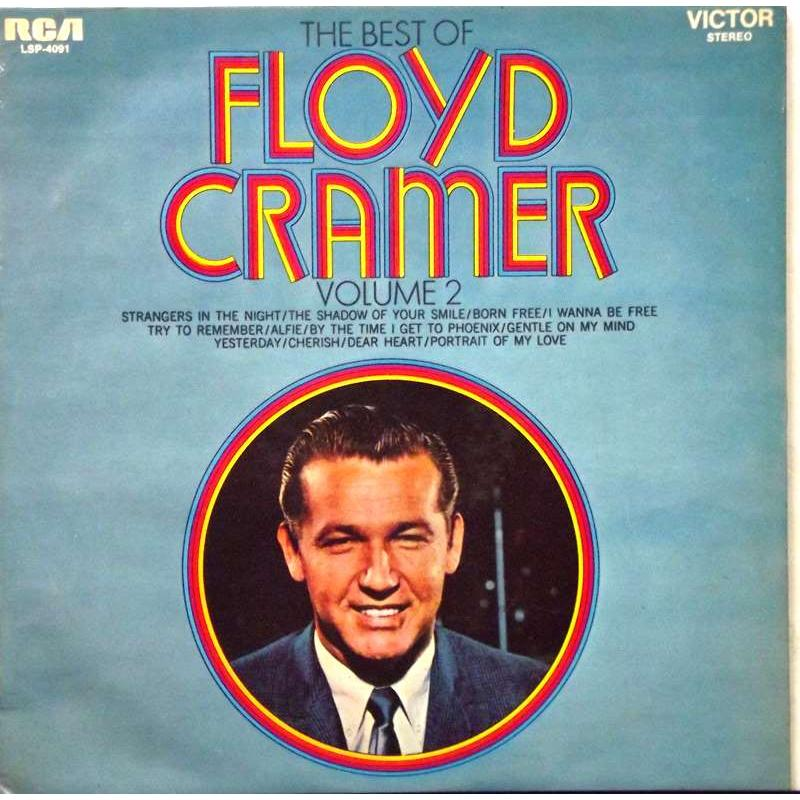 The Best Of Floyd Cramer Volume 2