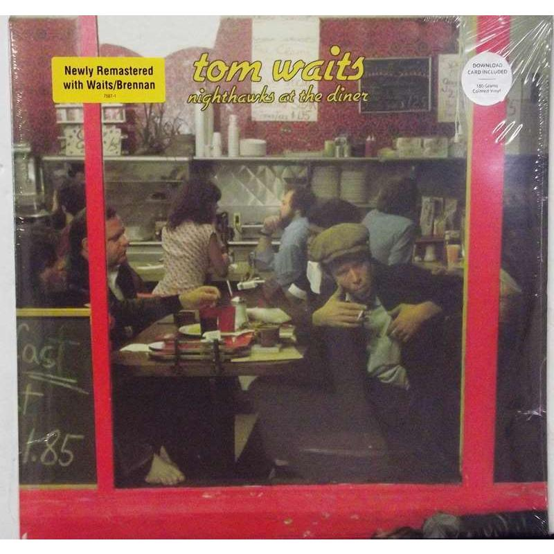Nighthawks At The Diner (Coloured Vinyl)