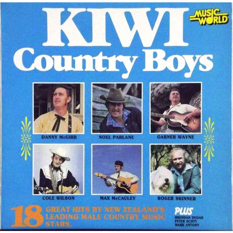 Kiwi Country Boys