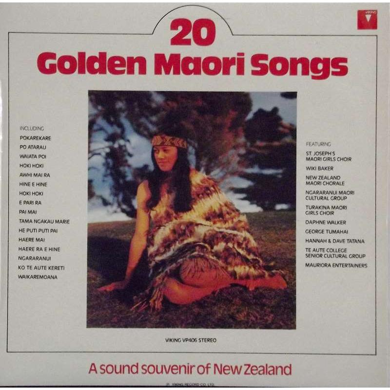 20 Golden Maori Songs