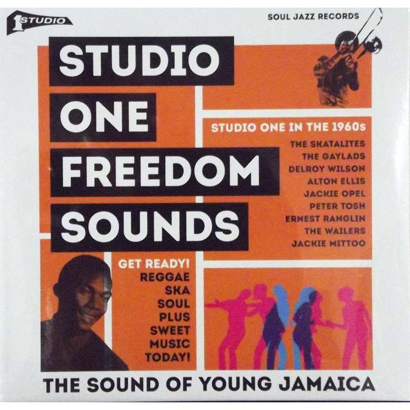 Studio One Freedom Sounds (Studio One In The 1960s)