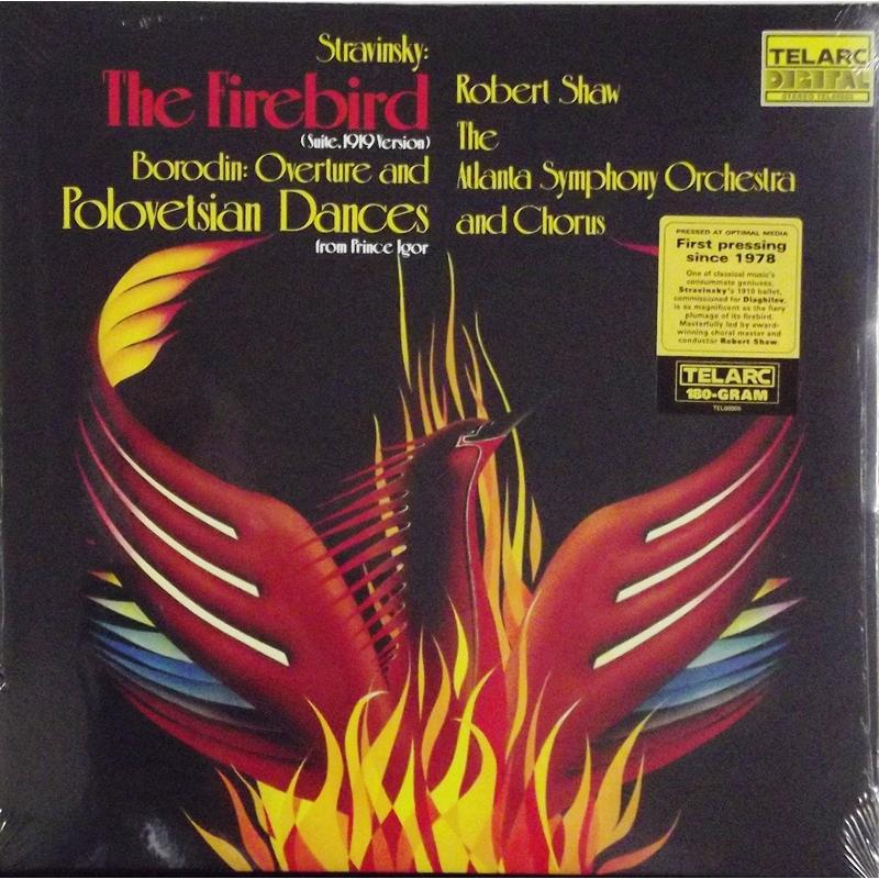 The Firebird (Suite, 1919 Version) / Overture And Polovetsian Dances From Prince Igor