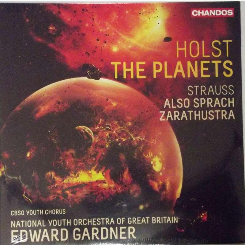 Holst - The Planets / Straus -  Also Sprach Zarathustra