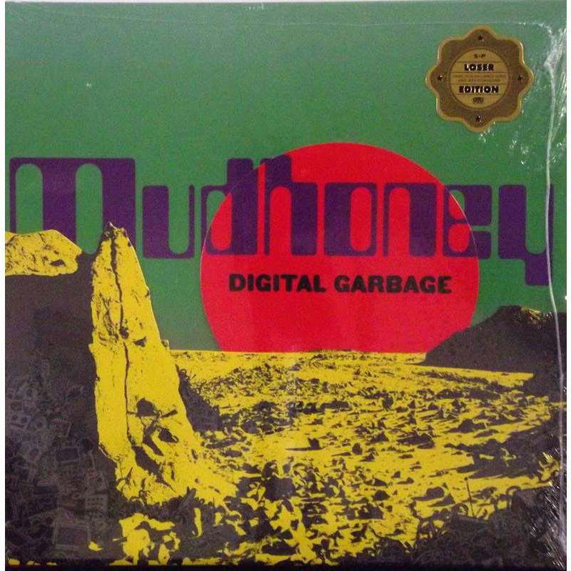 Digital Garbage (Luminous Vinyl)
