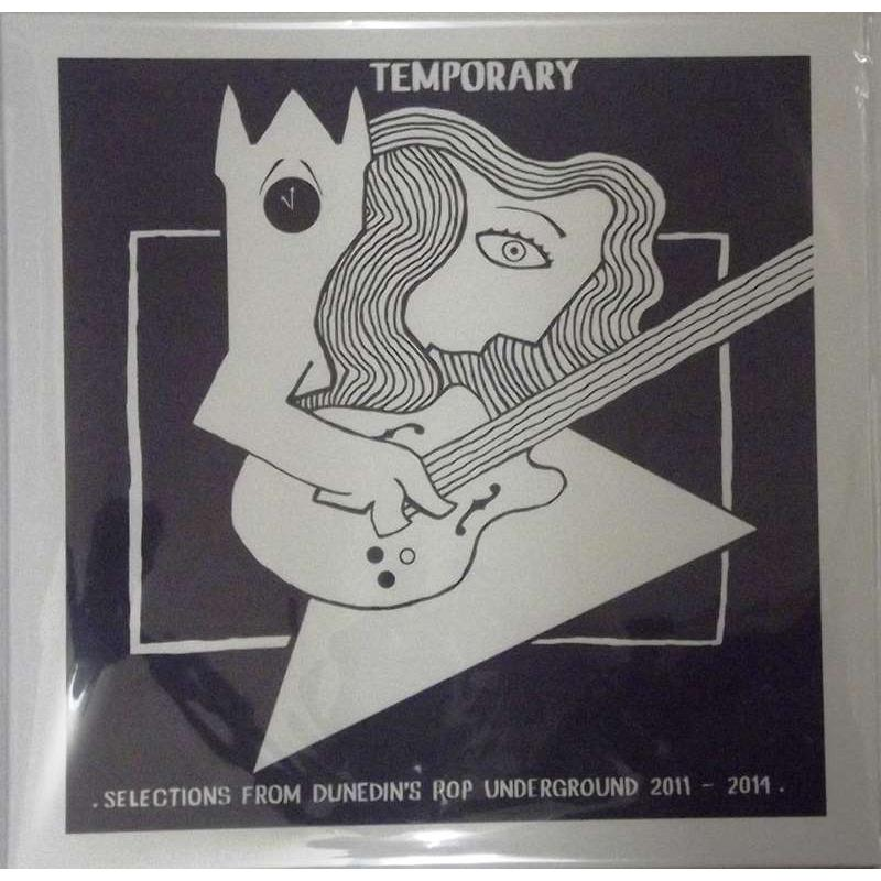 Temporary - Selections From Dunedin's Pop Underground 2011-2014