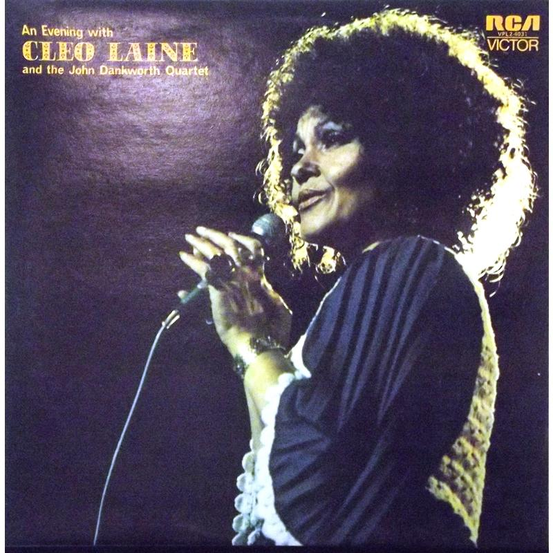 An Evening With Cleo Laine & The John Dankworth Quartet