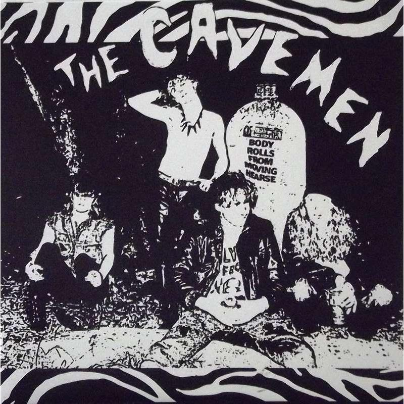 The Cavemen (Clear Vinyl)