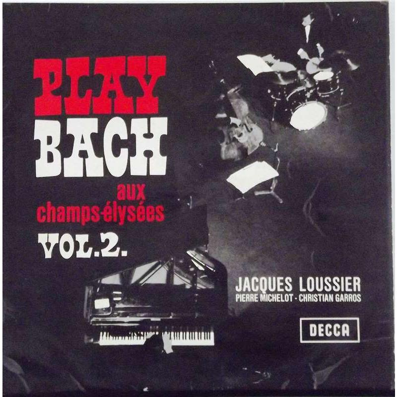 Play Bach Aux Champs-Elysees Vol 2