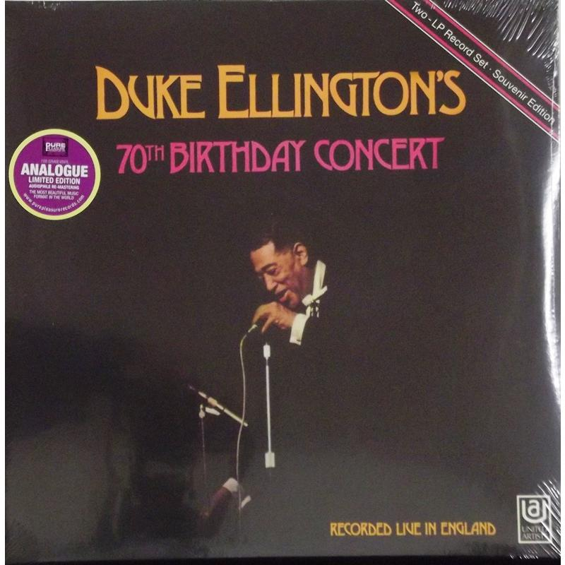 Duke Ellington's 70th Birthday Concert
