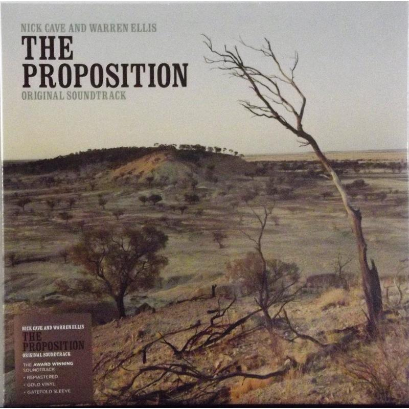 The Proposition (Original Soundtrack)  Gold Vinyl