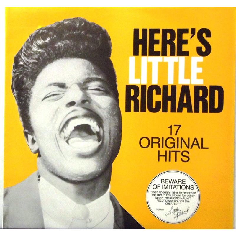 Here's Little Richard - 17 Original Hits