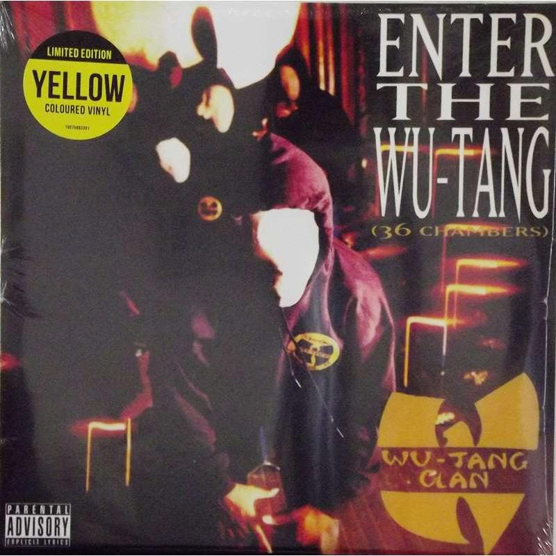 Enter The Wu-Tang (36 Chambers) Yellow Vinyl