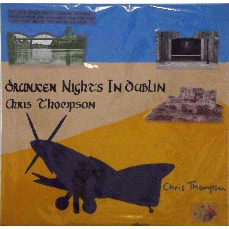 Drunken Nights In Dublin  (Green Vinyl)