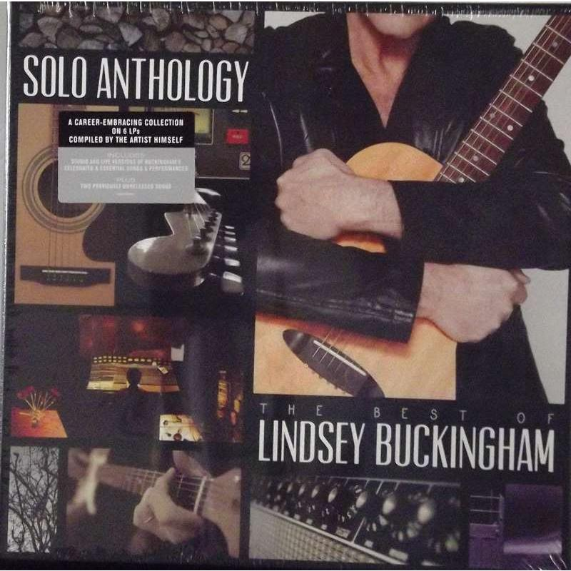 Solo Anthology: The Best Of Lindsey Buckingham (6  X  LP Box Set)
