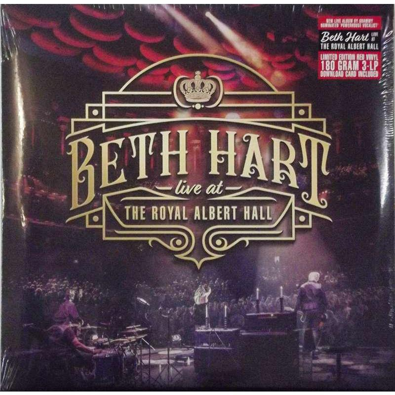 Live At The Royal Albert Hall  (Red Vinyl)