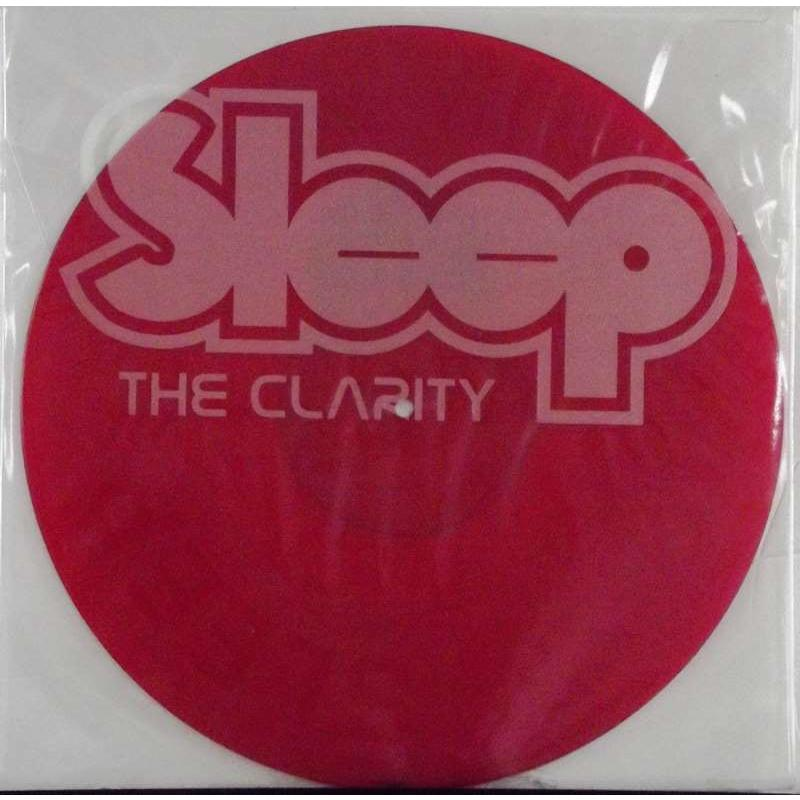 The Clarity  (Red Vinyl)