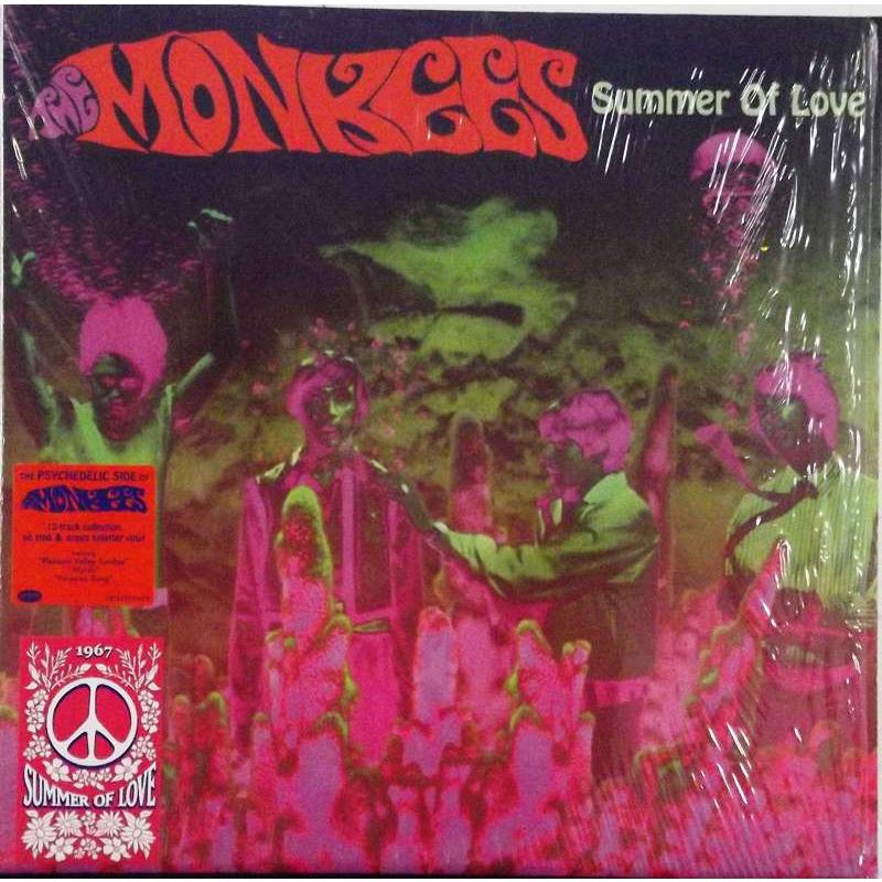 Summer Of Love  (Pink Vinyl)