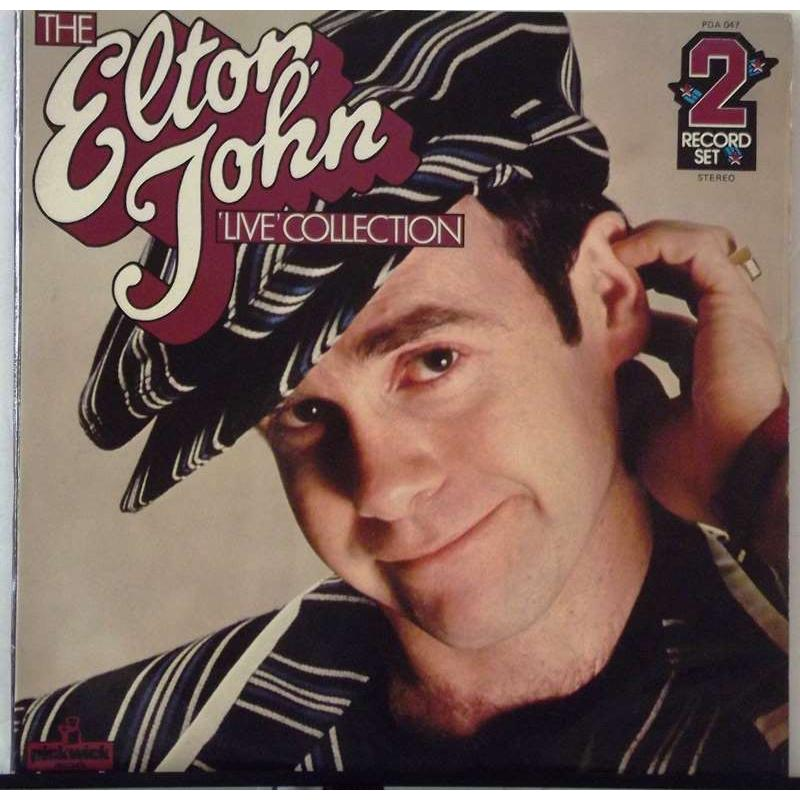 The Elton John 'Live' Collection