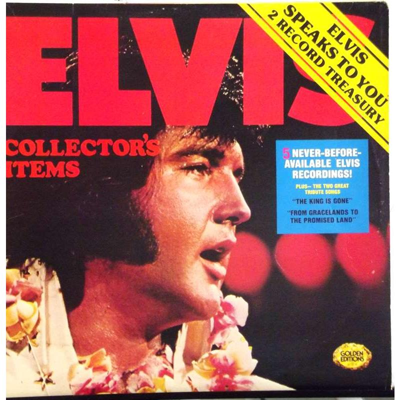 Elvis - Collector's Items