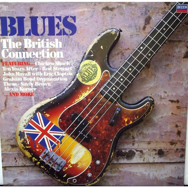 Blues - The British Connection