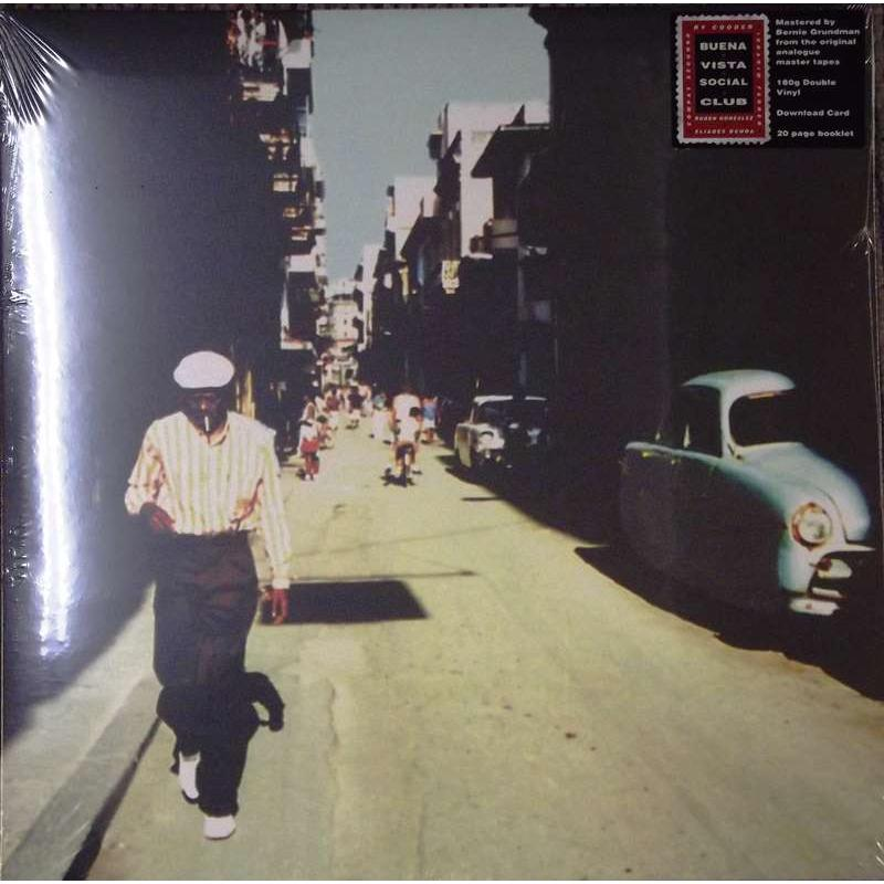 Ry Cooder Presents Buena Vista Social Club