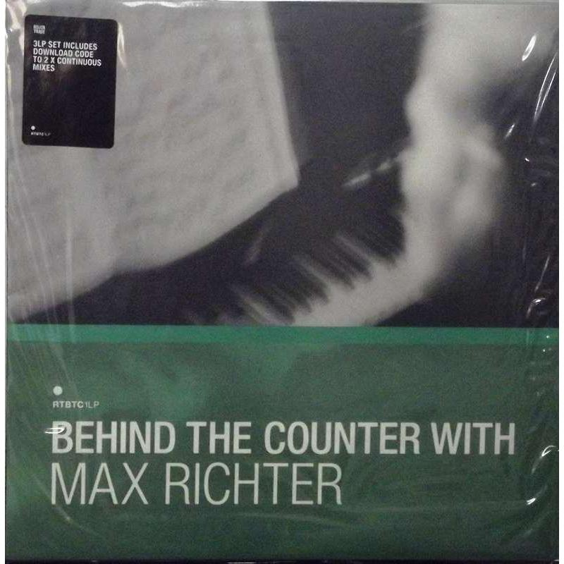 Various ‎– Behind The Counter With