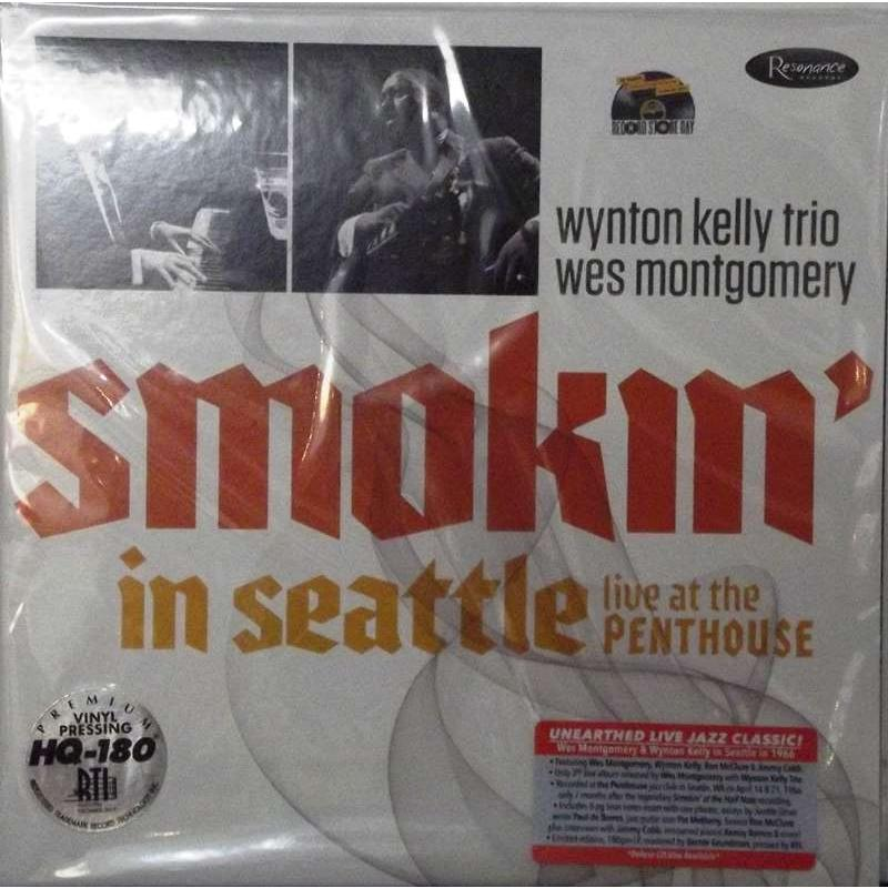 Smokin' In Seattle Live At The Penthouse