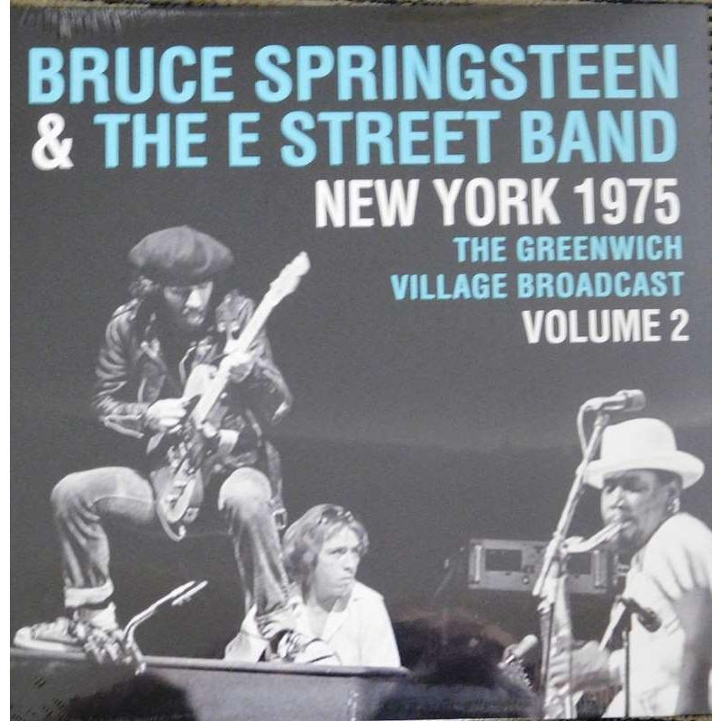 New York 1975 - Greenwich Village Broadcast Volume 2