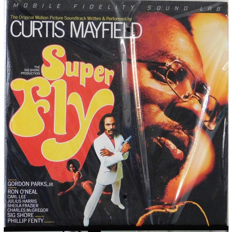 Super Fly  ( M0bile Fidelity Sound Lab Original Master Recording)