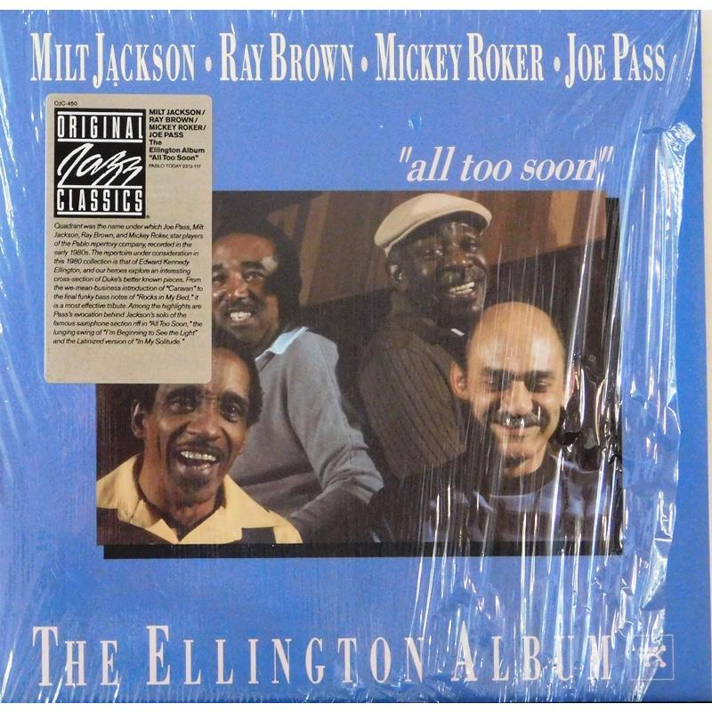 """All Too Soon"" The Ellington Album"