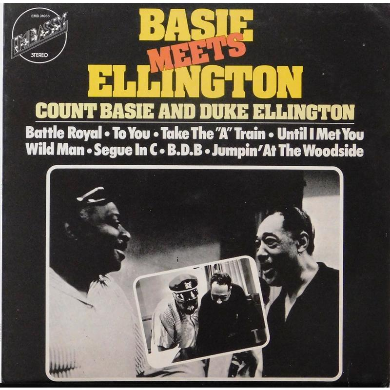 Basie Meets Ellington