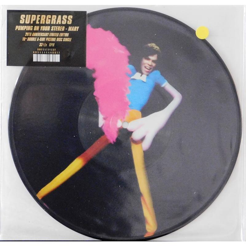Pumping On Your Stereo (Picture Disc)