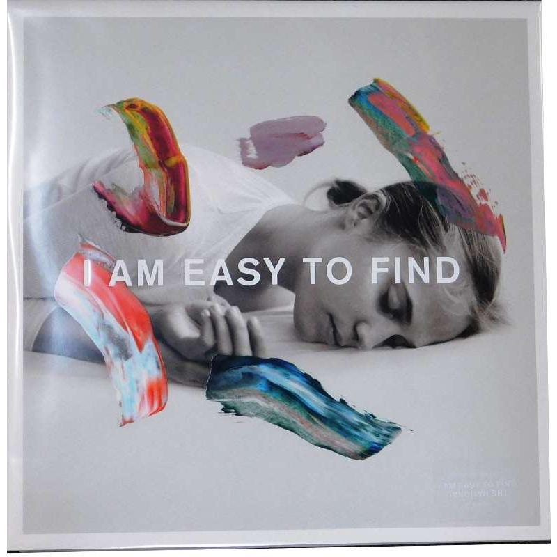 I Am Easy To Find  (Clear Vinyl)