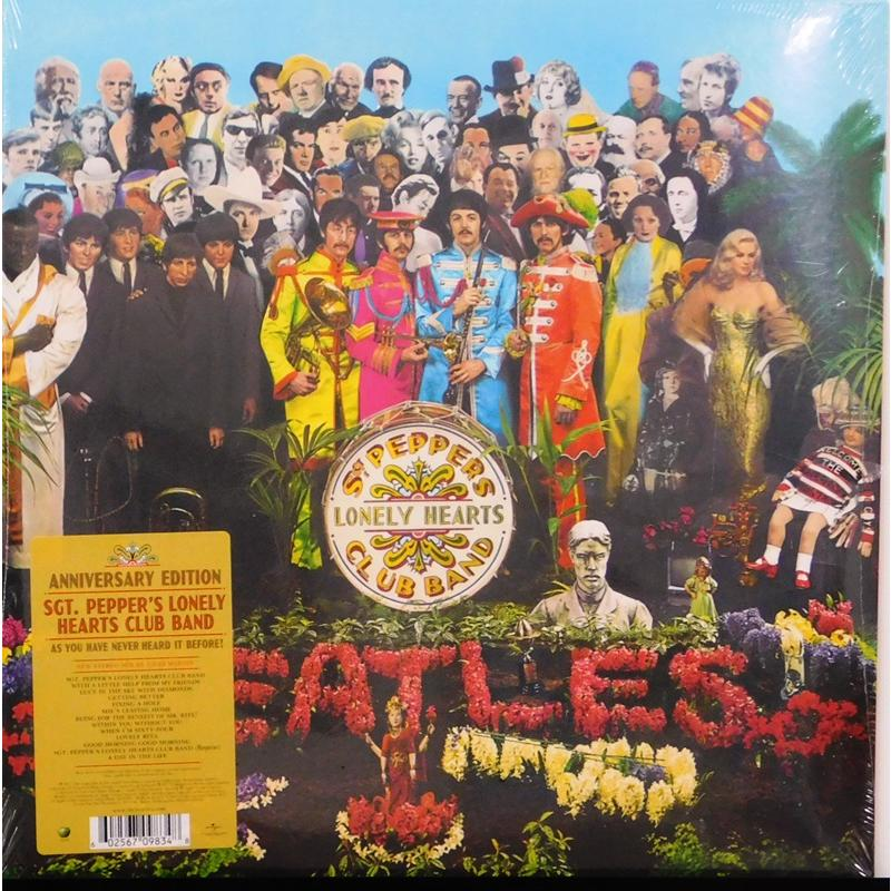Sgt Pepper's Lonely Hearts Club Band (Anniversary Edition)